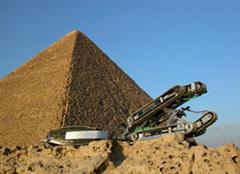 Robotický prieskum Veľkej Cheopsovej pyramídy